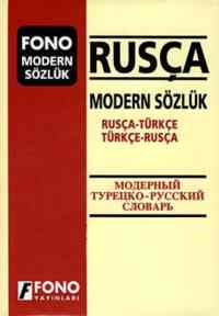 Rusça Modern Sözlük (Rus./Türk.-Türk./Rus.)