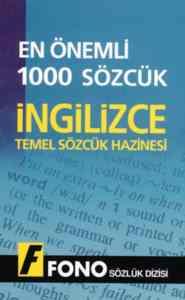 İngilizcede En Önemli 1000 Sözcük
