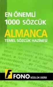 Almancada En Önemli 1000 Sözcük