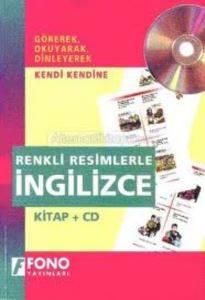 Resimlerle İngilizce (Renkli-CD'li)