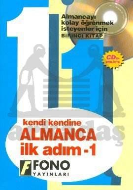 Almanca İlk Kitabım-1 CDLİ