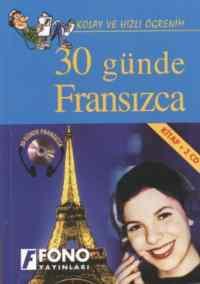 30 Günde Fransızca Cd