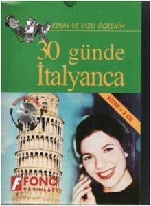 30 Günde İtalyanca ...