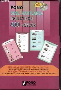 Sesli Kartlarla İngilizcede 400 Sözcük
