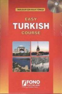 Easy Turkish Course / İngilizler İçin Kolay Türkçe (2 Kitap 2 CD)