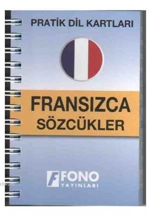 Pratik Dil Kartları Fransızca Sözcükler