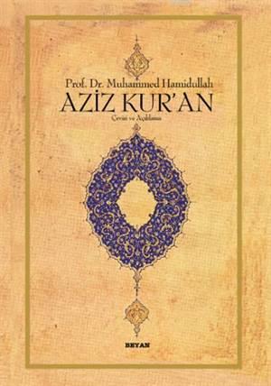 Aziz Kur'an; (Cep Boy, Metinli, Ciltli)