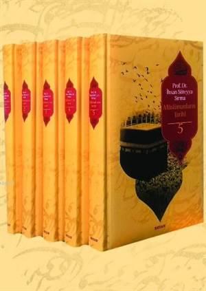 Müslümanlarin Tarihi (5 Cilt, Büyük Boy, Ciltli)