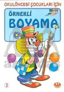 Örnekli Boyama 3