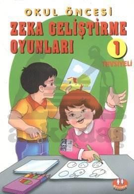 Okul Öncesi Zeka Geliştirme Oyunları 1
