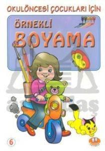 Örnekli Boyama 6