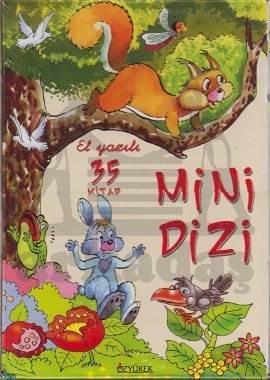 Mini Dizi - El Yazılı (35 Kitap Takım)