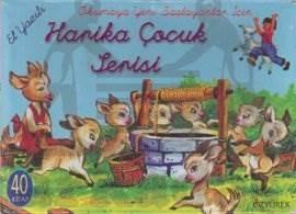 Harika Çocuk Serisi - Okumaya Yeni Başlayanlar İçin (40 Kitap Takım)