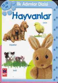 İlk Adımlar Dizisi Hayvanlar (12-18 Ay)