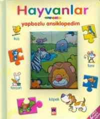 Hayvanlar / Yapbozlu Ansiklopedim