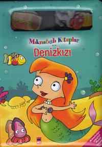 Mıknatıslı Kitaplar - Denizkızı