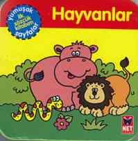 İlk Sözcük Kitabım - Hayvanlar