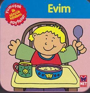 İlk Sözcük Kitabım - Evim