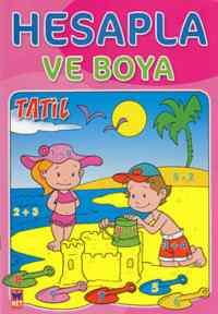 Hesapla ve Boya - Tatil