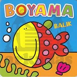 """Boyama """"Balık"""""""