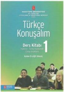 Türkçe Konuşalım Ders Kitabı 1
