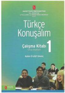 Türkçe Konuşalım Çalışma Kitabı 1