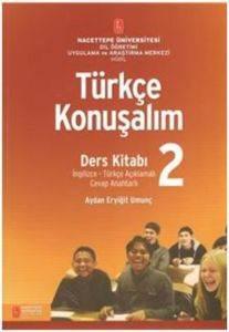 Türkçe Konuşalım Ders Kitabı