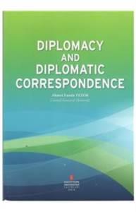 Dıplomacy And Dıplomatıc Correspondence
