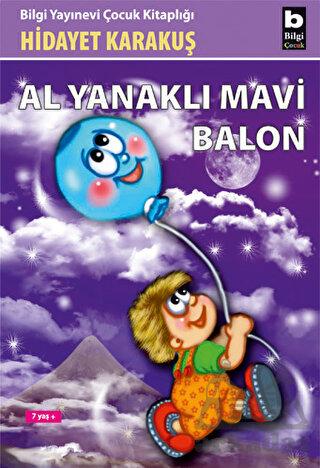 Alyanaklı Mavi Balon