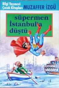 Süpermen İstanbul'a Düştü