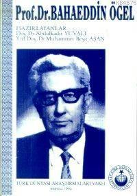 Prof. Dr. Bahaeddin Ögel