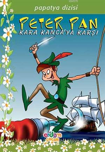 Peter Pan Kara Kanca'ya Karşı; Papatya Dizisi 10