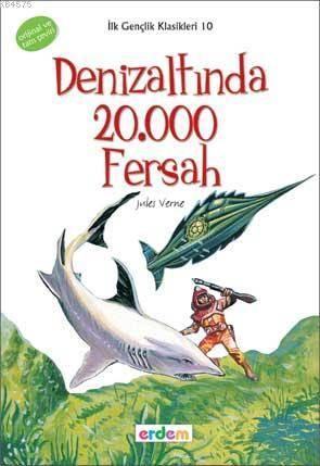Denizaltında 20.000 Fersah (+12 Yaş)
