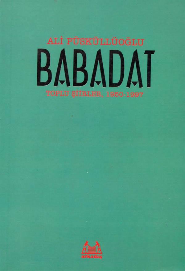 Babadat Toplu Şiirler 1950 1997