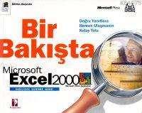 Bir Bakışta Microsoft Excel 2000 İngilizce Sürüm
