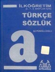 Ortaokul Türkçe Sözlük (Plastik Kapak)