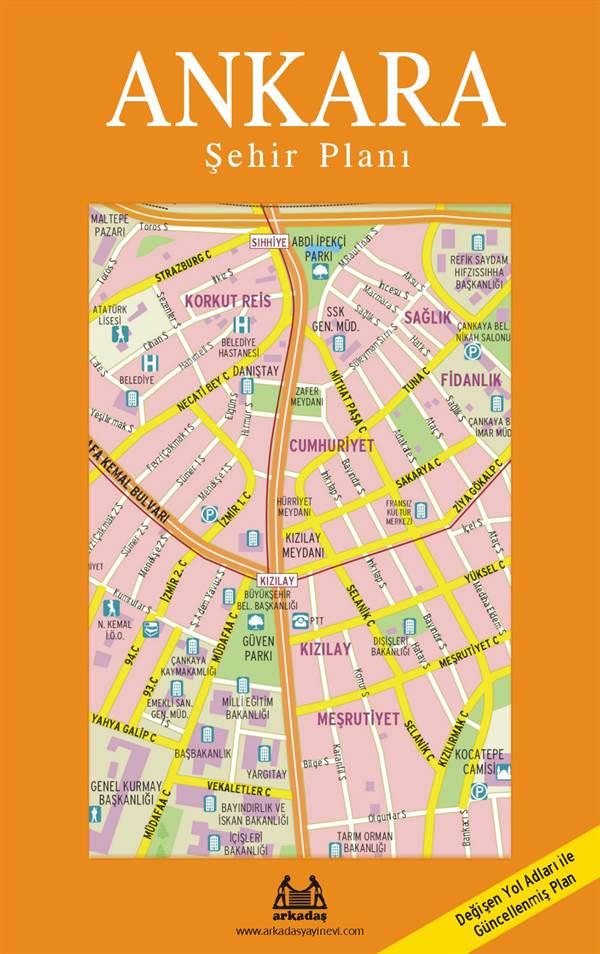 Ankara Şehir Planı ...