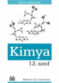 12. Sınıf Kimya Konu Anlatımlı Yardımcı Ders Kitabı