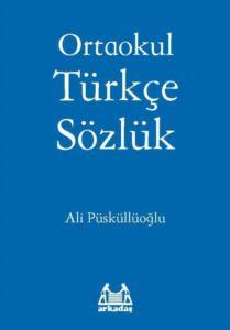 Ortaokul Türkçe Sözlük (Mavi Kapak)