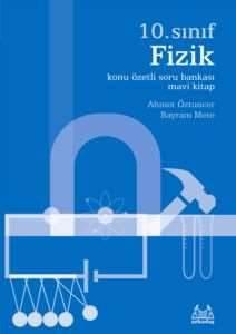 10. Sınıf Fizik Soru Bankası Mavi Kitap
