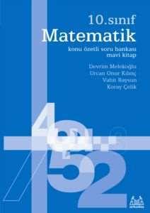 10.Sınıf Matematik Soru Bankası-Mavi Kitap