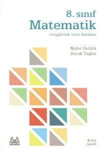 Matematik 8.Sınıf Rengarenk Soru Bankası