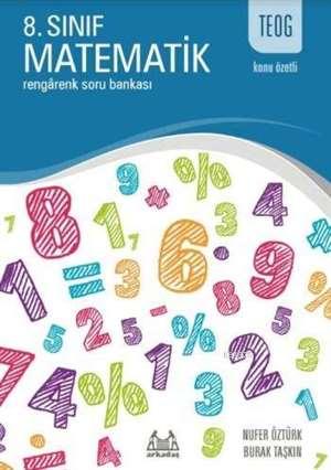 Matematik 8. Sınıf Rengarenk Soru Bankası ( Yeni )