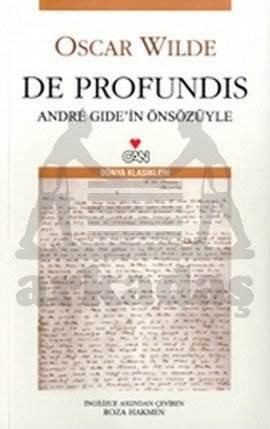 De Profundis Andre Gide'in Önsözüyle