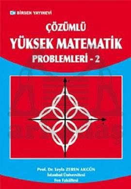 Yüksek Matematik Çözümlü Problemler C2