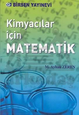 Kimyacılar için Matematik