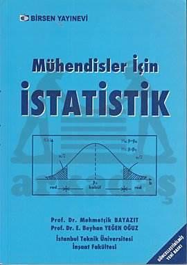 Mühendisler için İstatistik