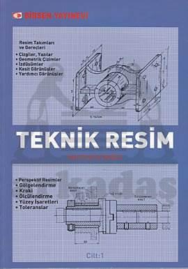 Teknik Resim(Makine) C1