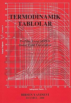 Termodinamik Tablolar
