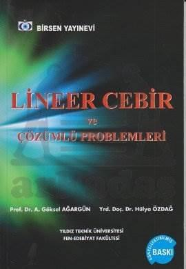 Lineer Cebir ve Çözümlü Problemleri